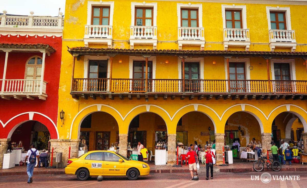 Portal de los Dulces, Cartagena