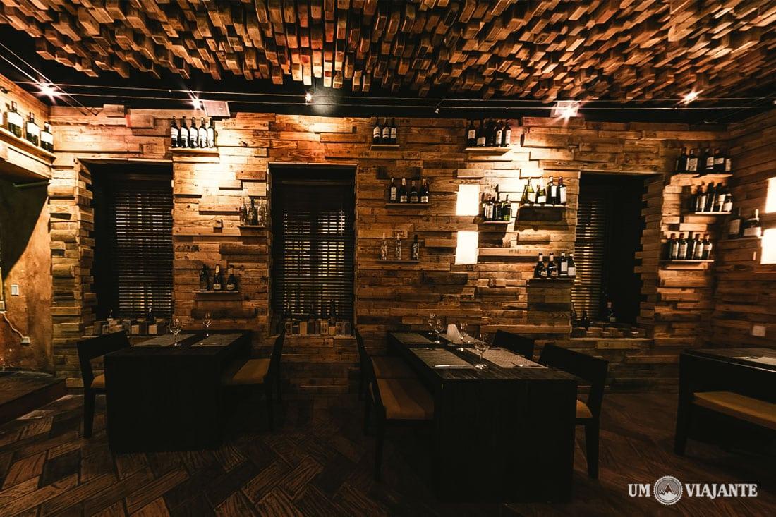 Restaurante El Santissimo, Cartagena