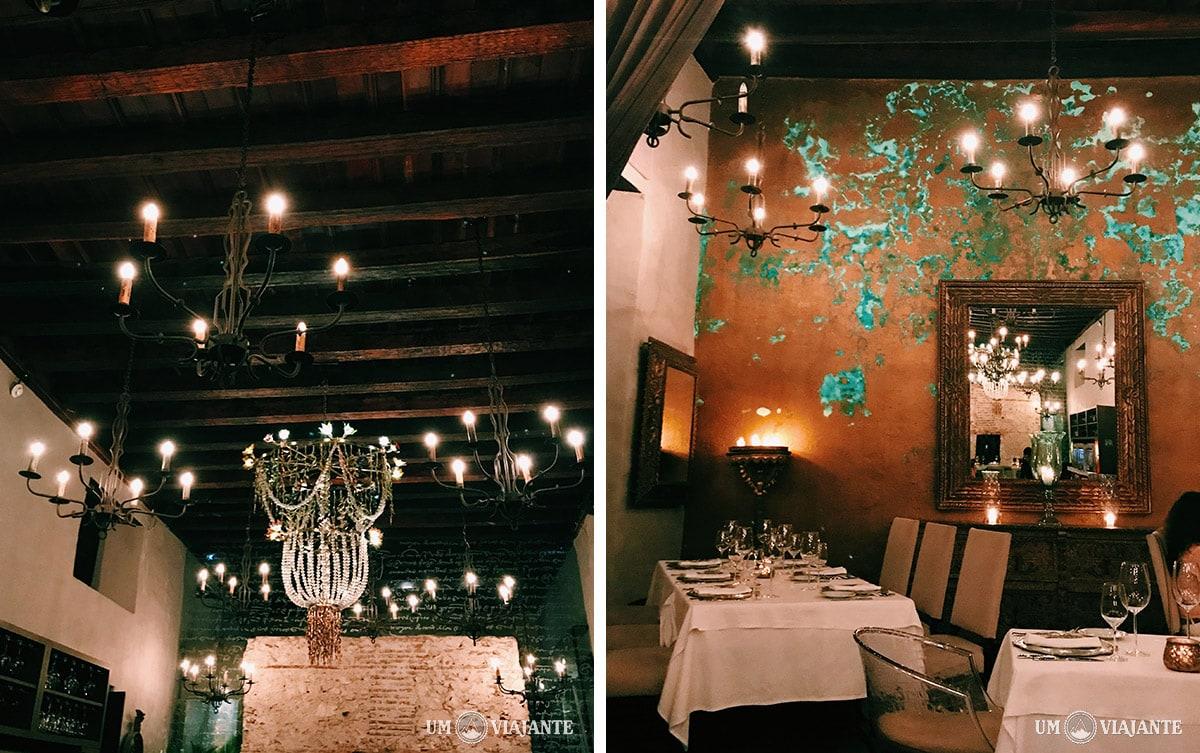 Restaurante 1621, Cartagena - Sofitel Santa Clara