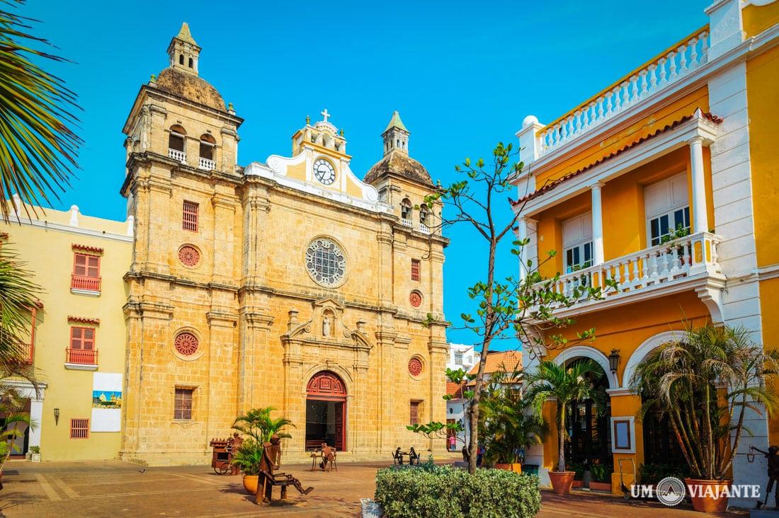 Igreja e Monastério de San Pedro Claver, Cartagena