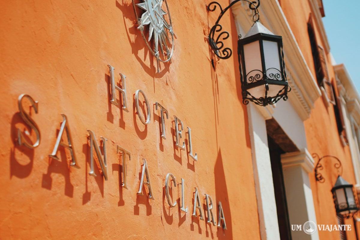 Sofitel Santa Clara, Cartagena