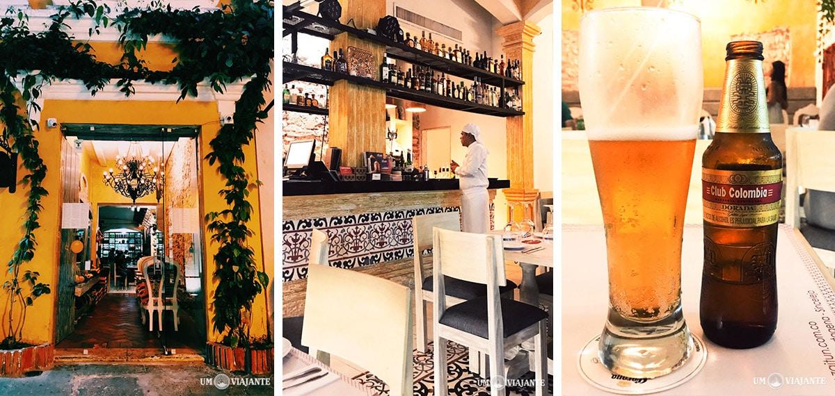 Restaurante Zaitún, Cartagena