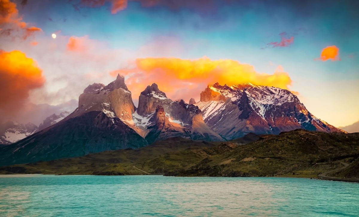 Torres del Paine - Patagônia