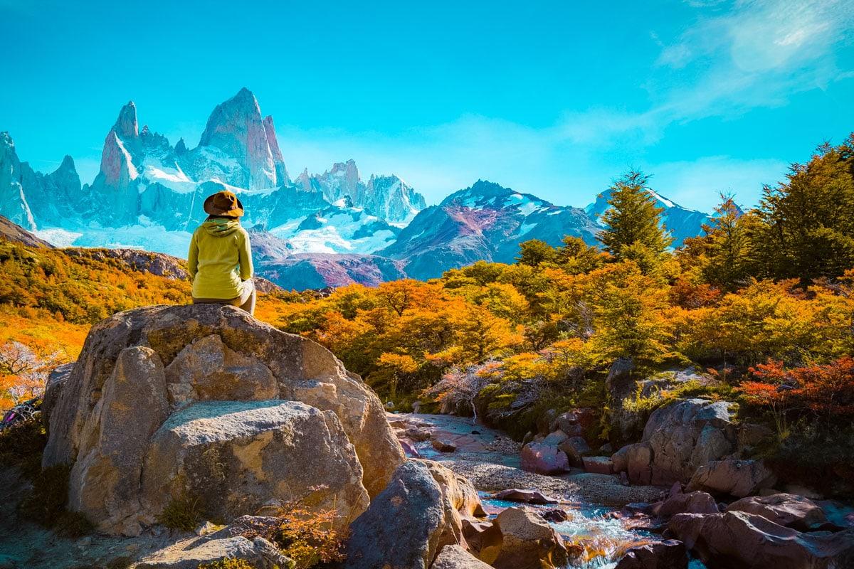Expedição Patagônia Um Viajante