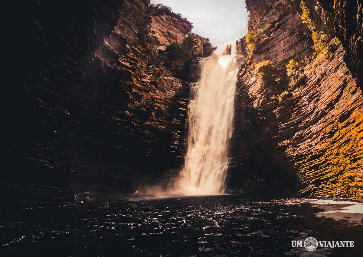 Cachoeira do Buracão, Chapada Diamantina