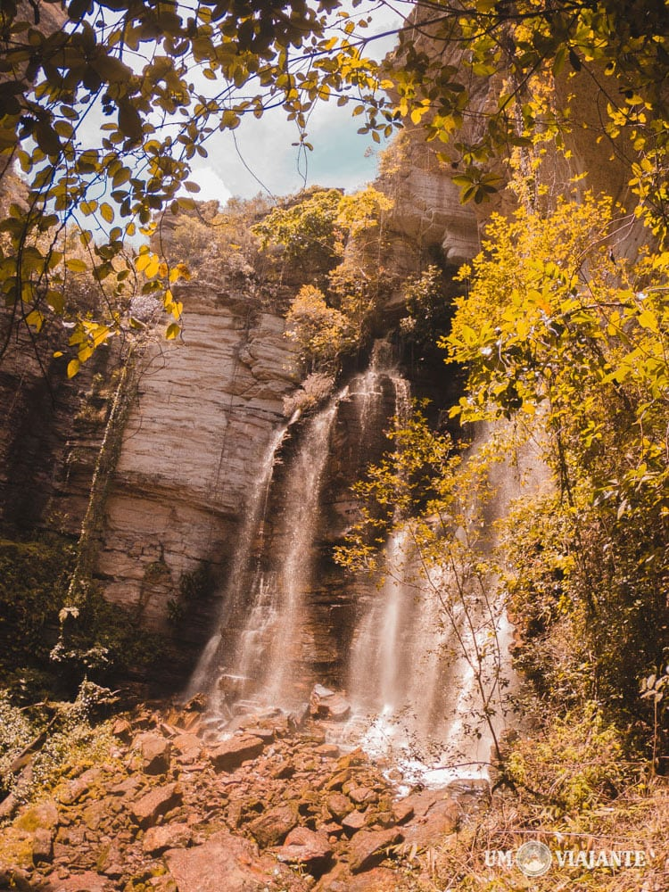 Cachoeira Recanto Verde, Chapada Diamantina