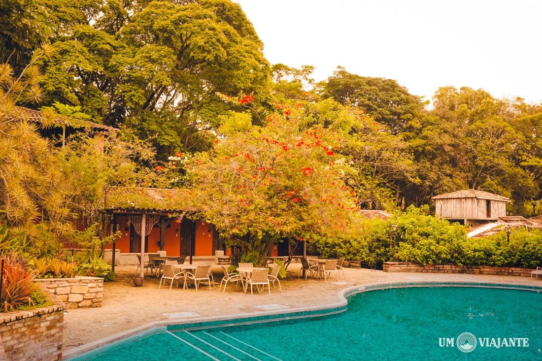 Hotel de Lençóis, Chapada Diamantina - Bahia