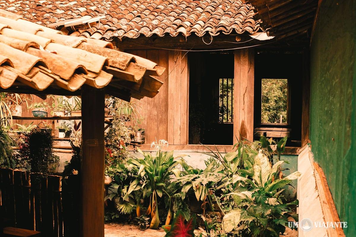 O Casarão, Marimbus - Chapada Diamantina, Bahia