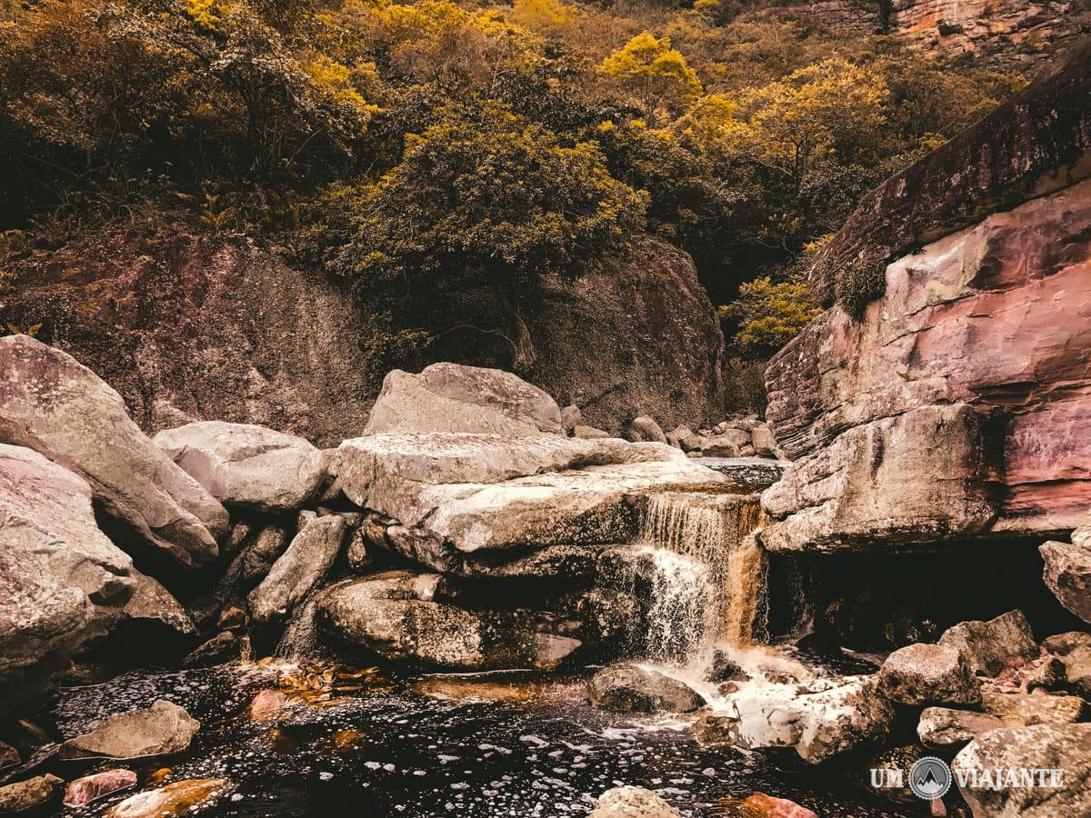 Trekking para a Cachoeira do Sossego, na Chapada Diamantina - Bahia