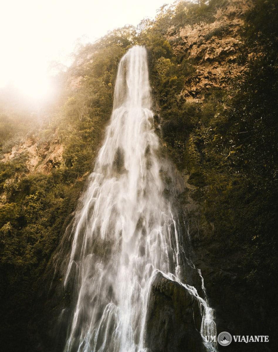 Cachoeira Boca da Onça, Bonito!