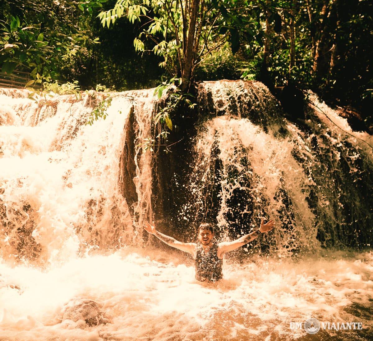 Cachoeiras Estância Mimosa, Passeio em Bonito - MS