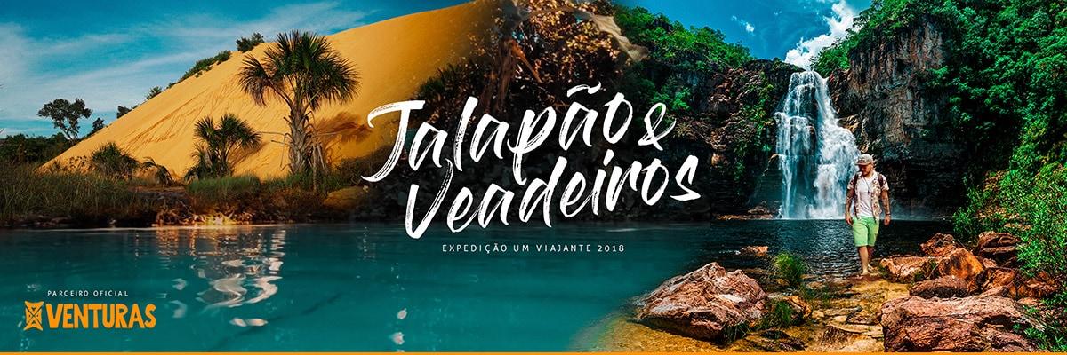Expedição Jalapão e Chapada dos Veadeiros 2018