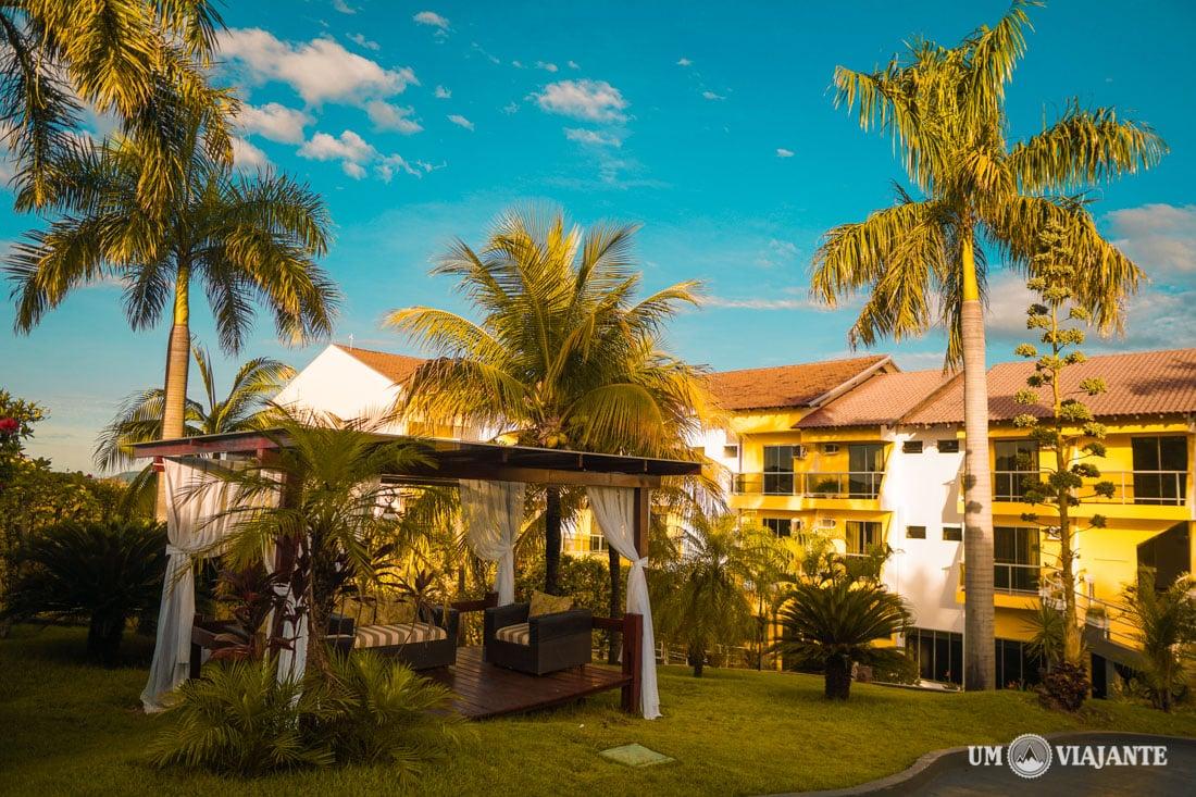 Marruá Hotel em Bonito, MS