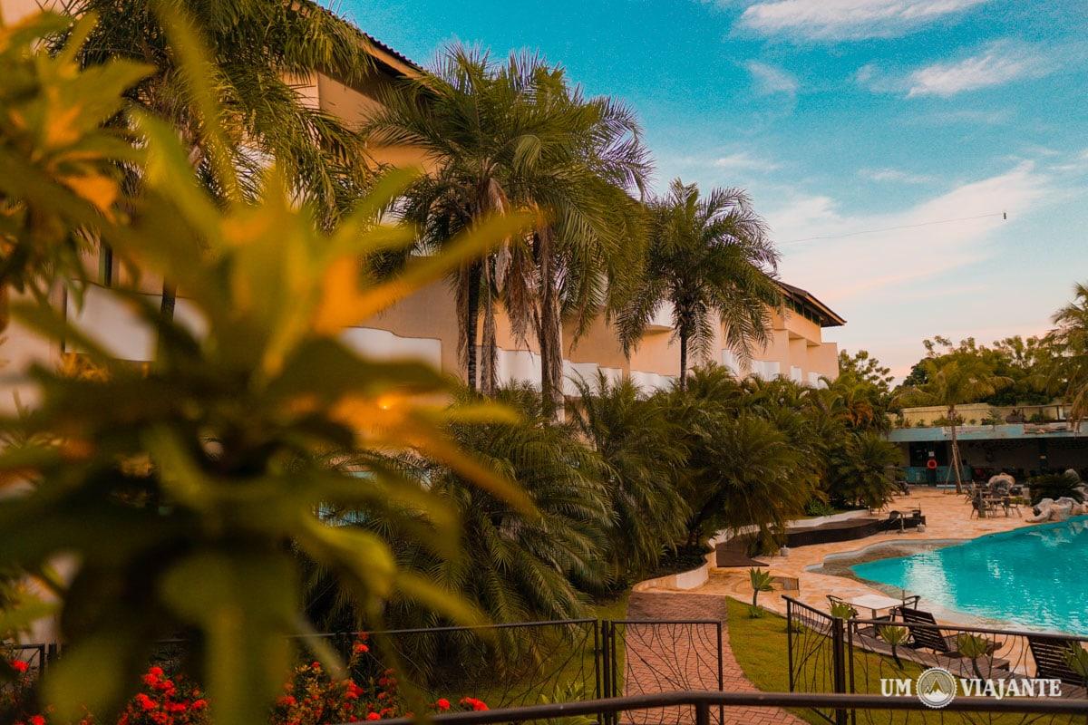 Hotel Wetiga, em Bonito