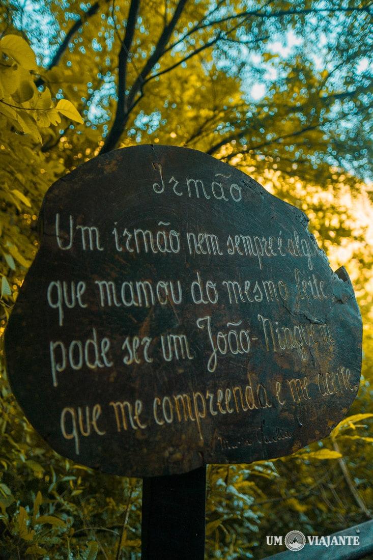 Mensagens Boca da Onça, Bonito - MS