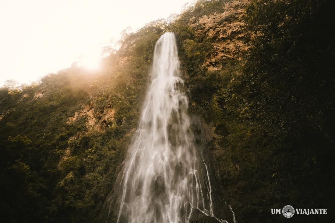 Cachoeira Boca da Onça, Bonito - MS