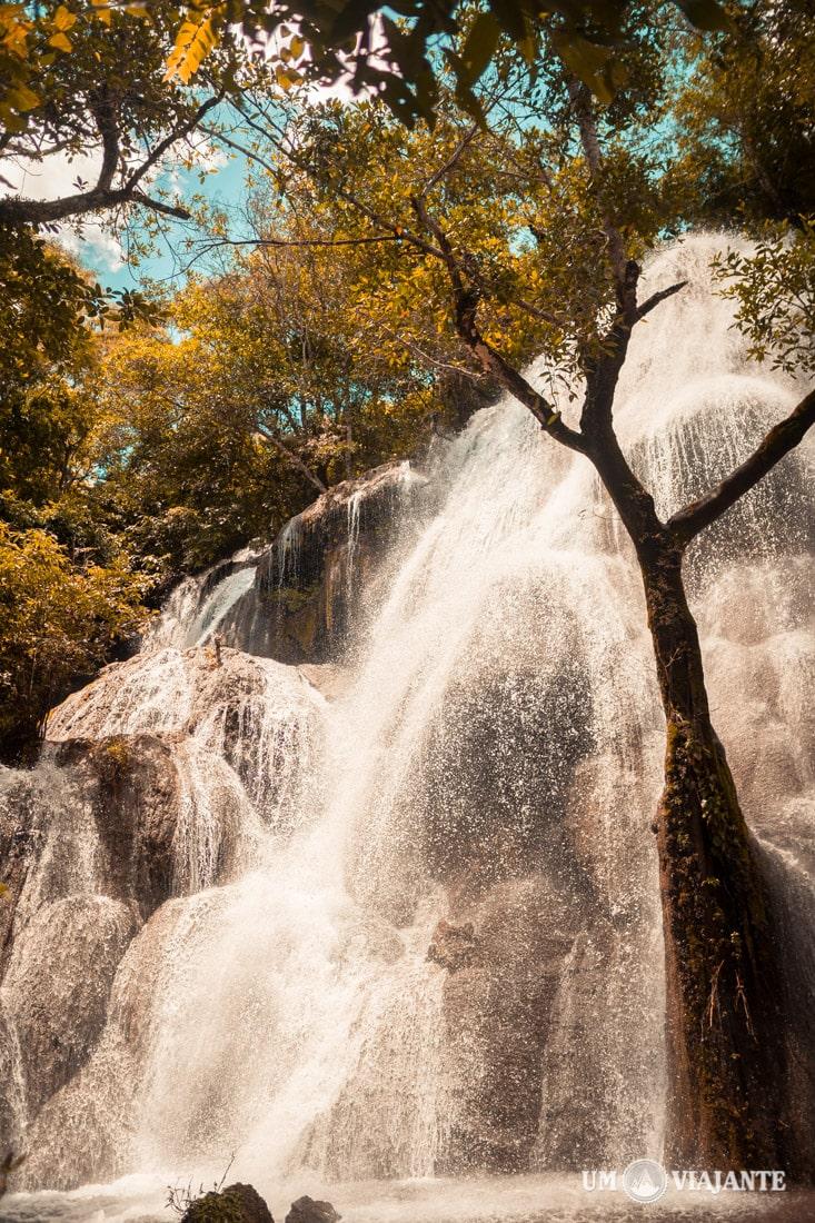 Cachoeira do Fantasma, Boca da Onça - Bonito