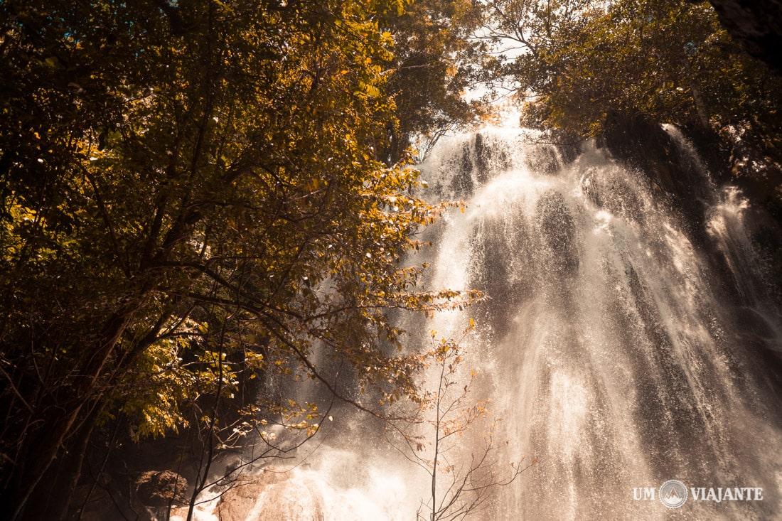 Cachoeiras Boca da Onça, Bonito - MS