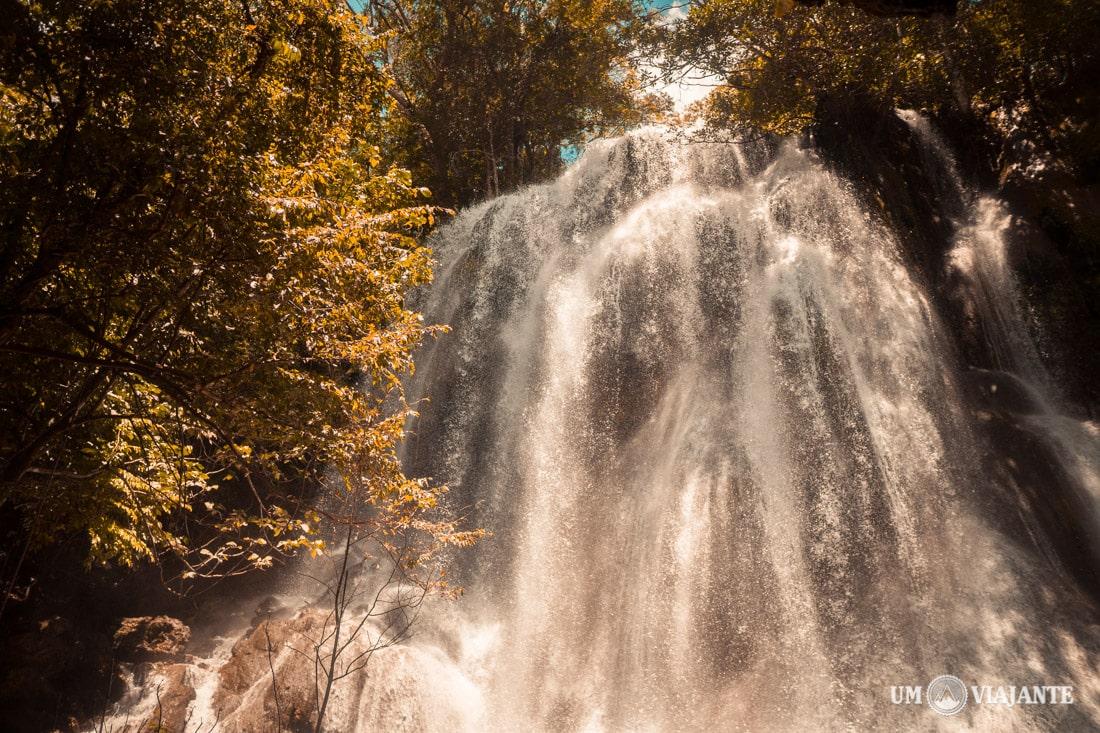 Cachoeira da Anta, Boca da Onça - Bonito