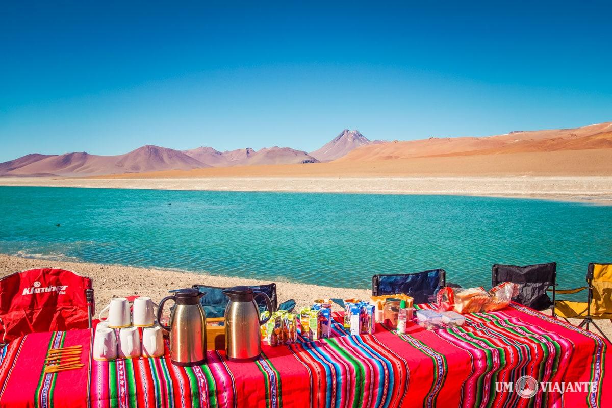 Comidinhas da FlaviaBia, no Atacama
