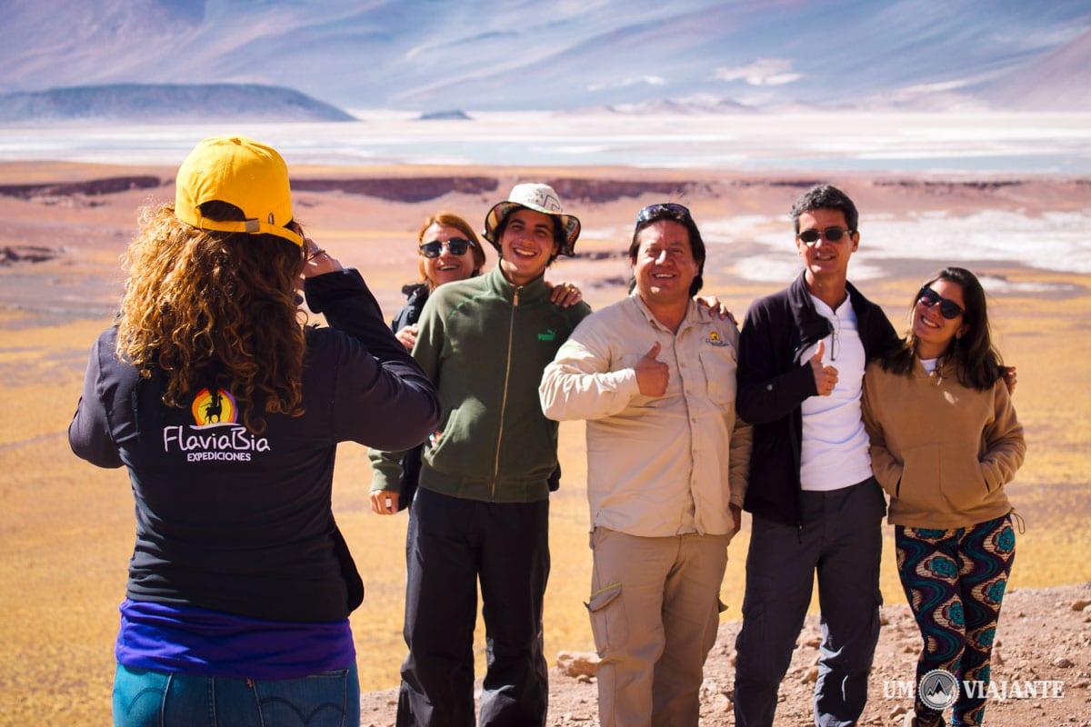 FlaviaBia Expediciones, Atacama