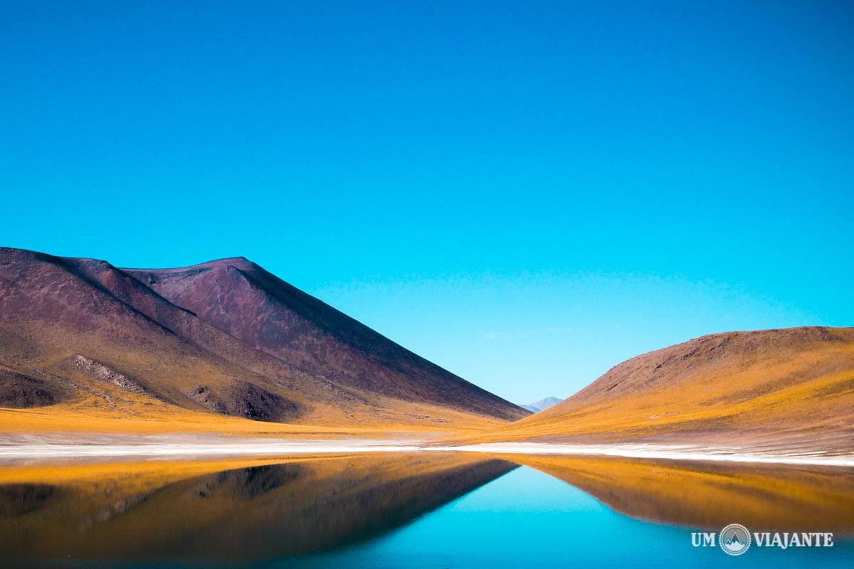Lagunas Altiplânicas, Atacama