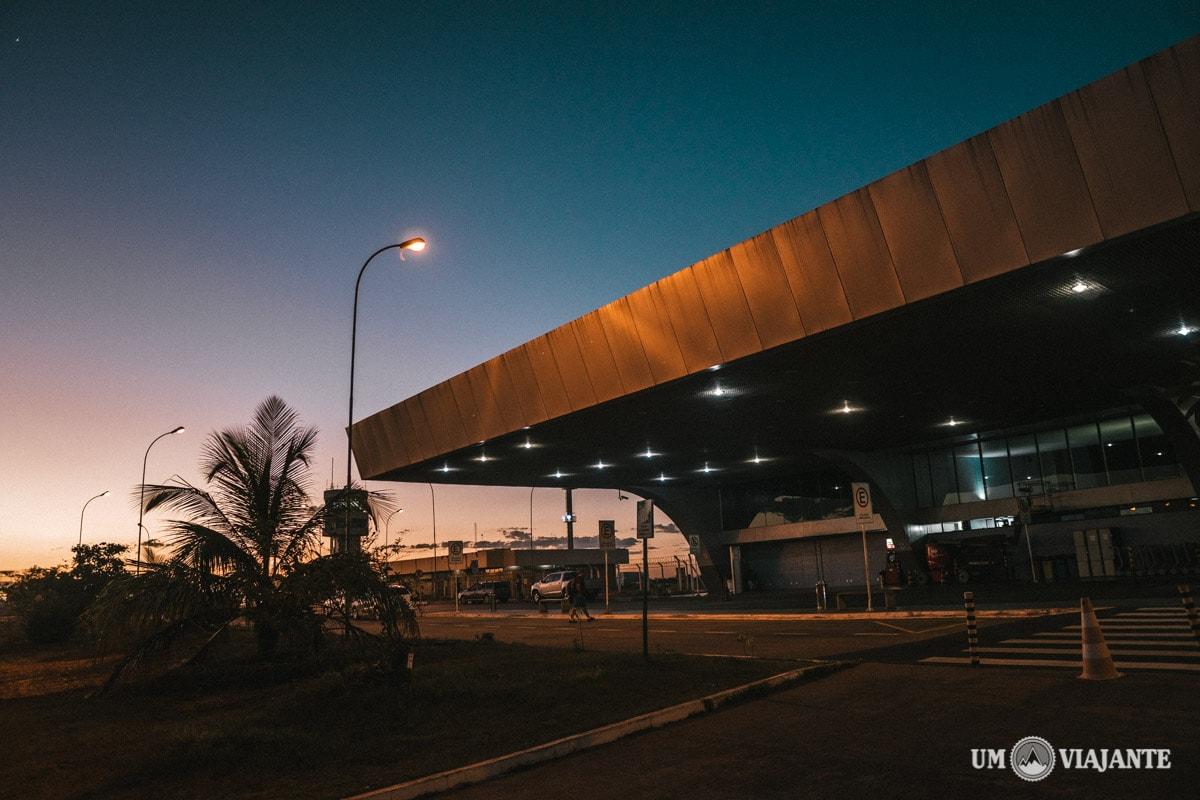 Aeroporto de Palmas, TO