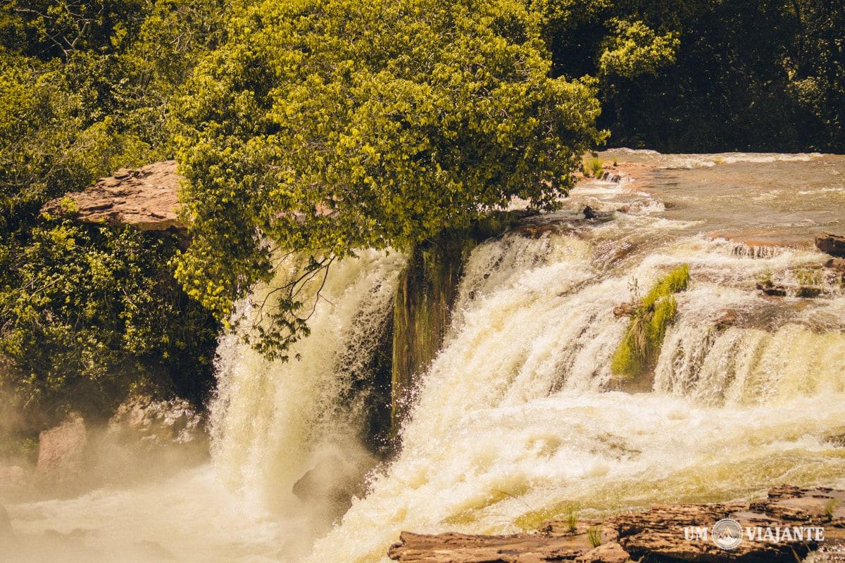 Cachoeira da Velha - Jalapão