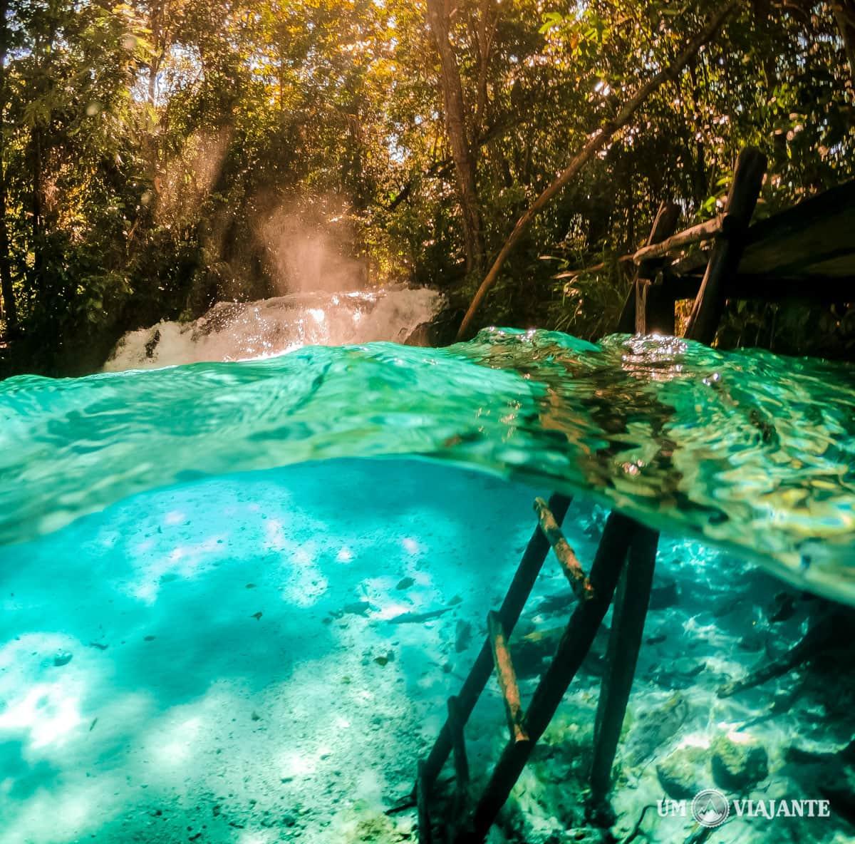 Cachoeira do Formiga, Jalapão - TO