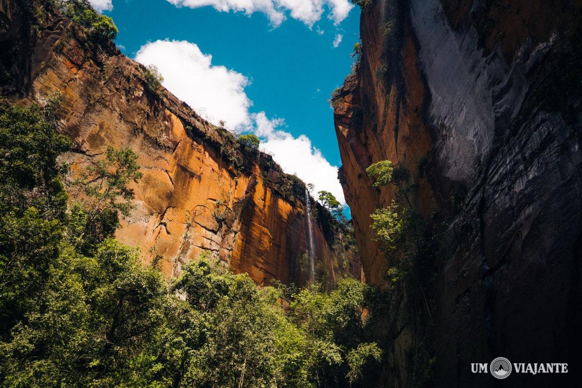 Canyon Encantado - Jalapão