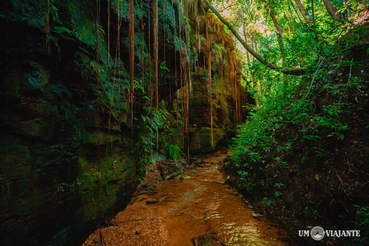 Canyon do Sussuapara, Jalapão - Tocantins