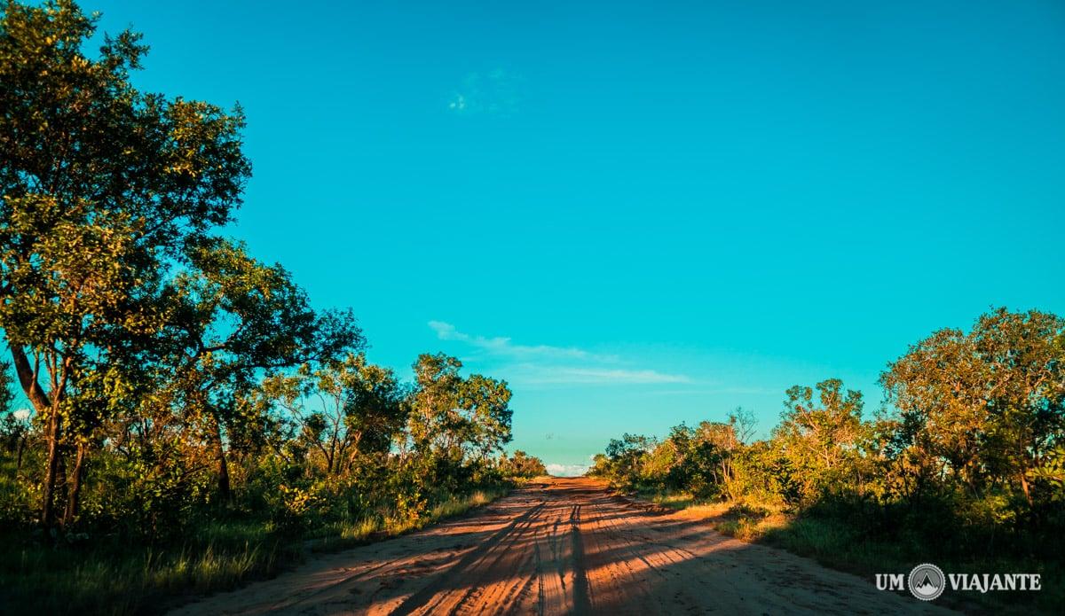 Estradas no Jalapão, Tocantins