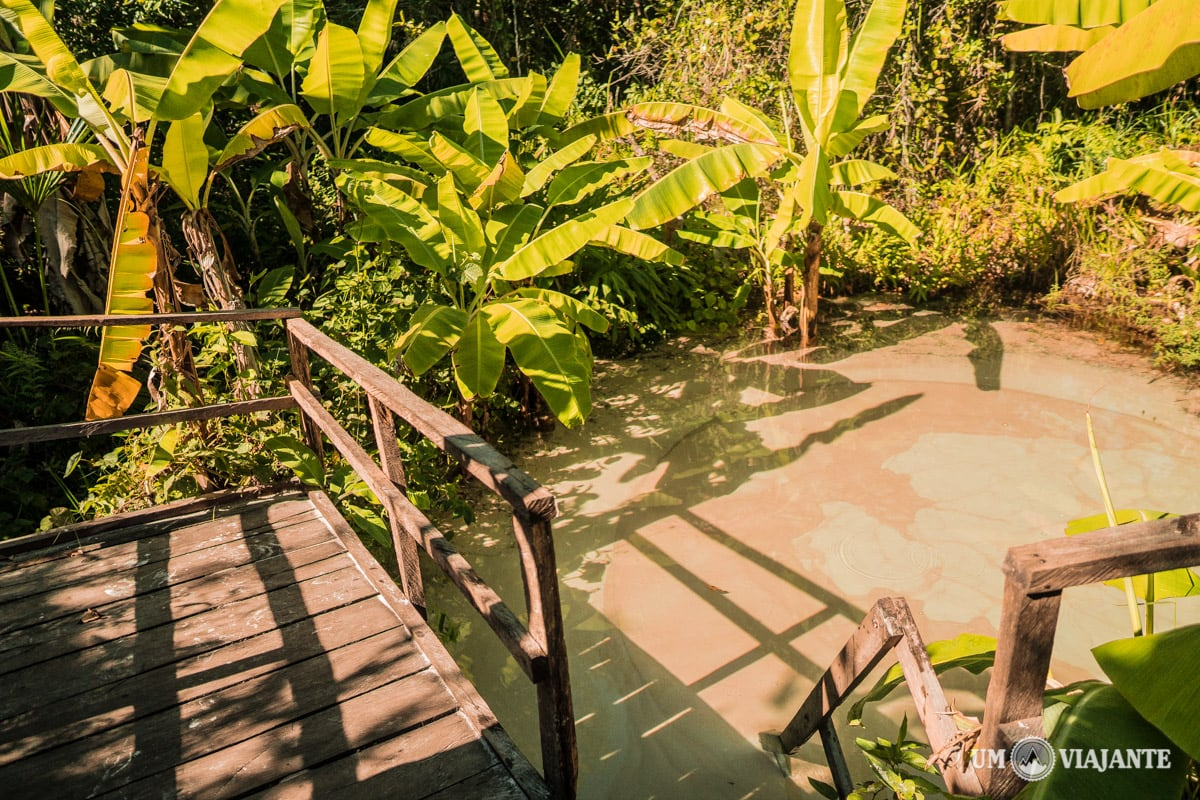 Fervedouro do Encontro - Jalapão