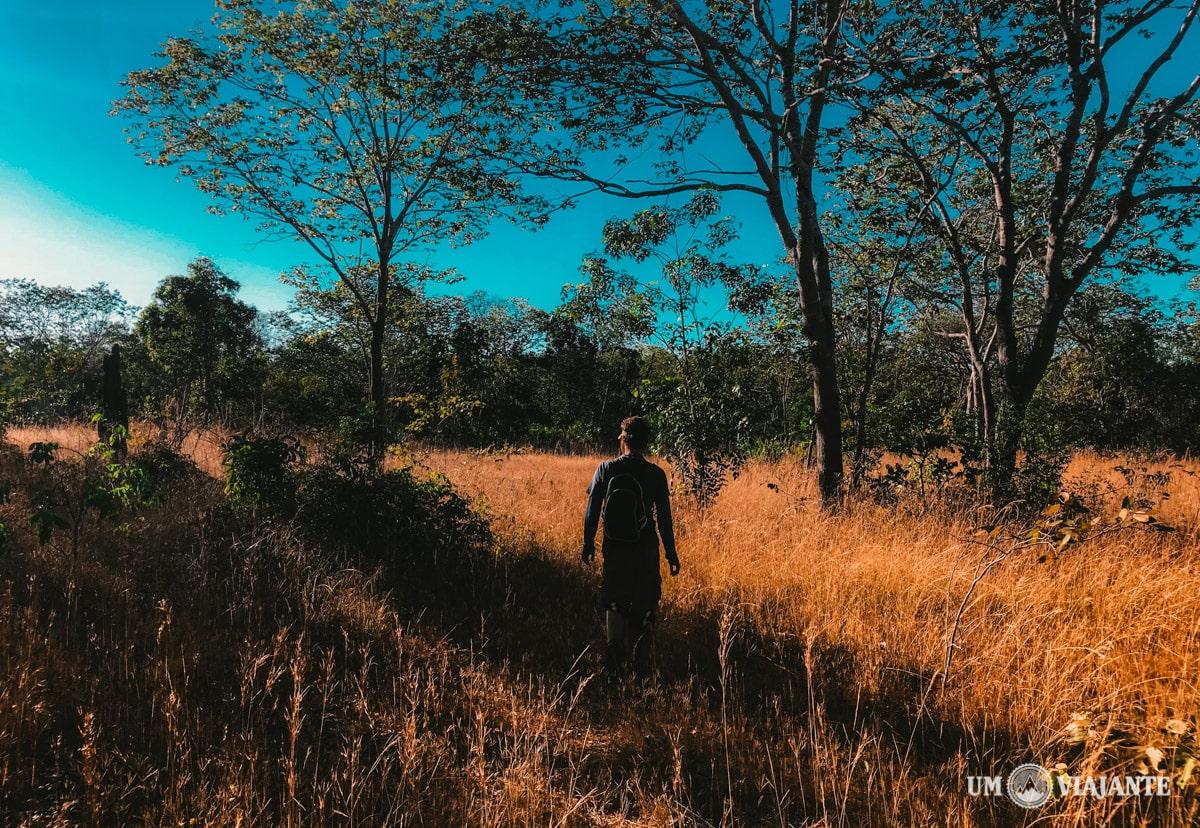 Jalapão Volta ao Parque -Roteiro Um Viiajante