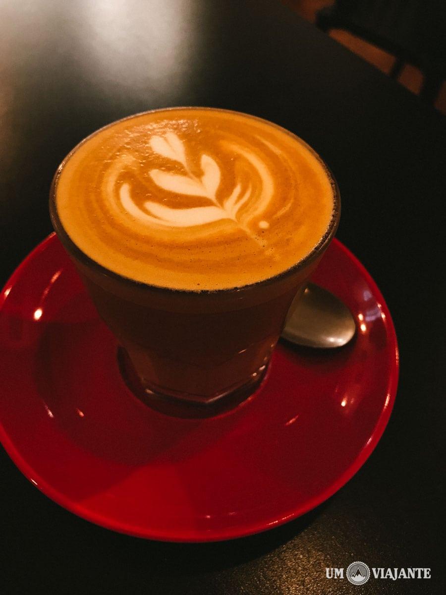 Café Triciclo - Santiago