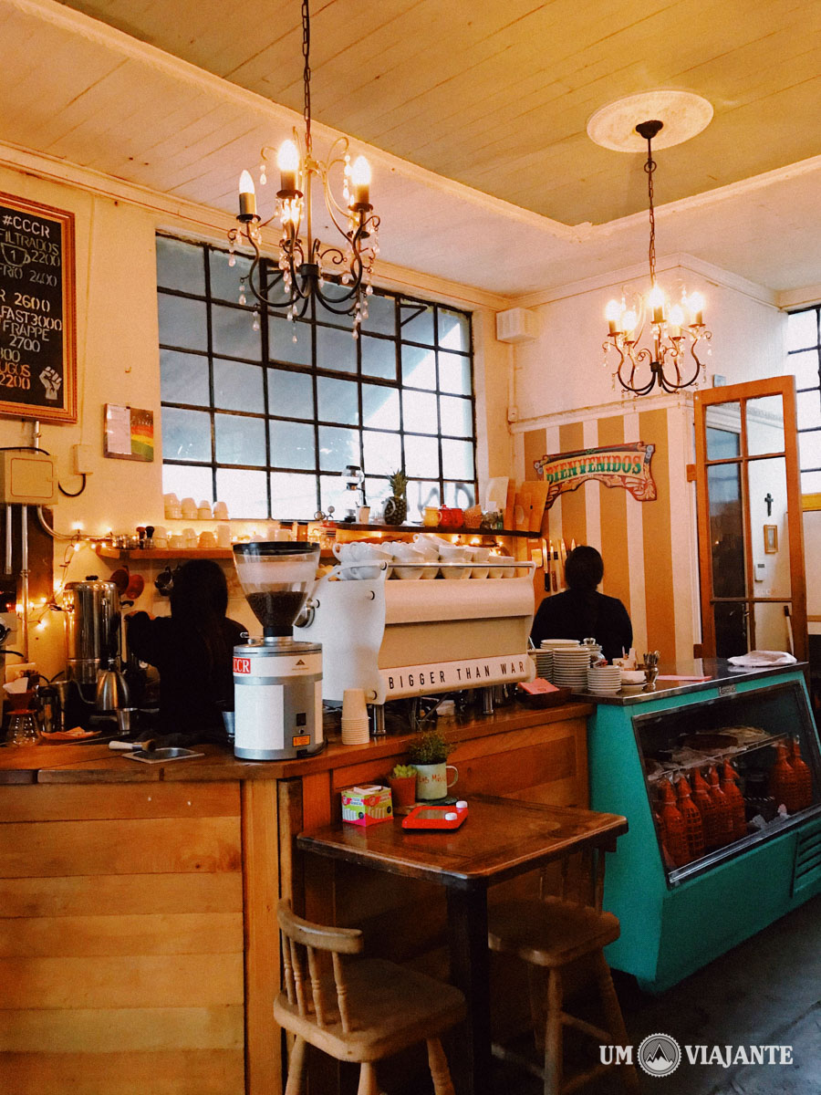 Coffee Culture Coffee Roasters - Santiago