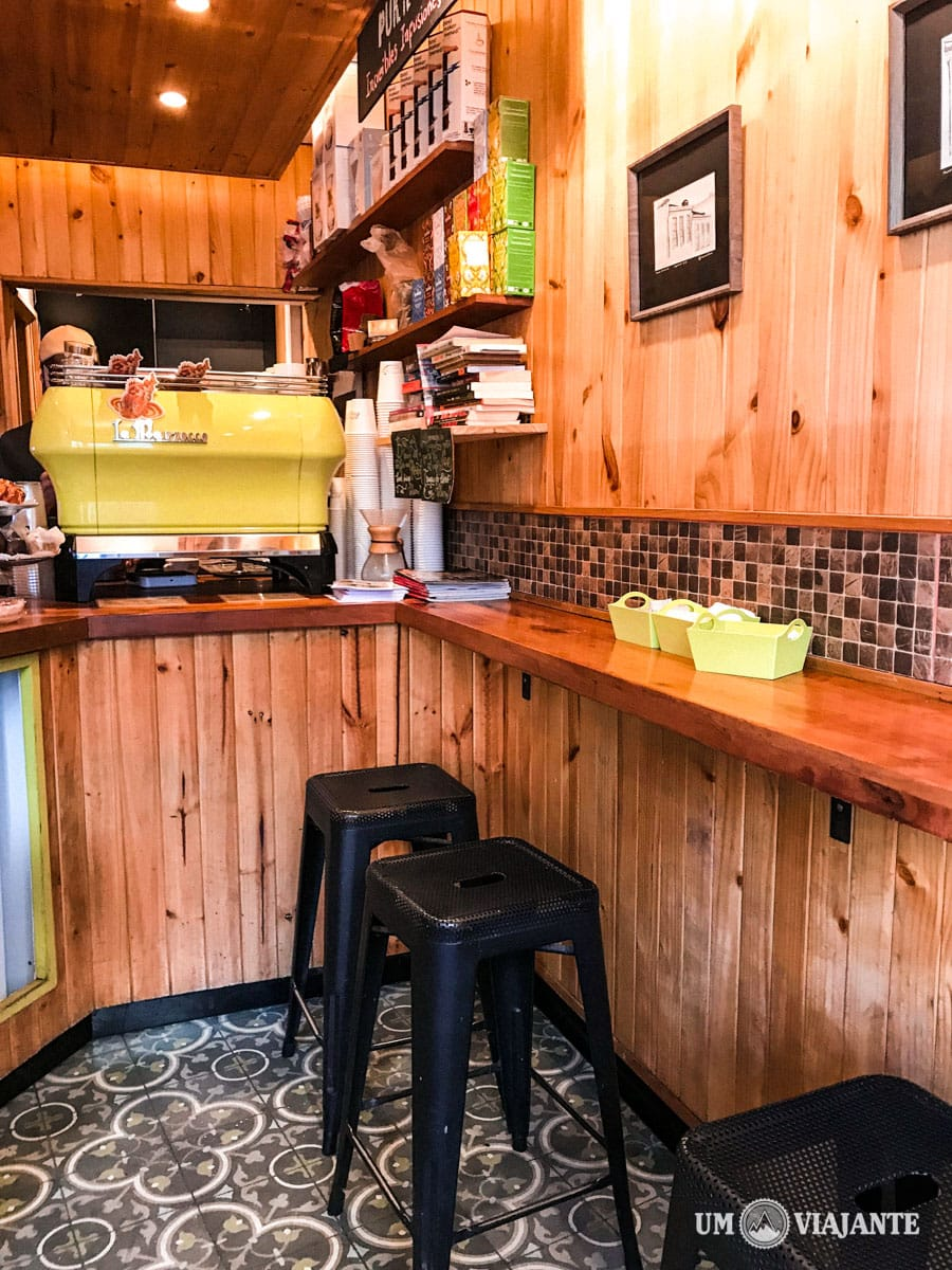Bloom Café - Santiago