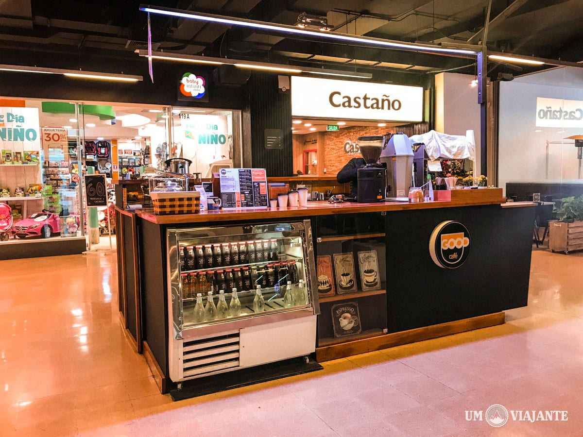 GOOD Café - Santiago