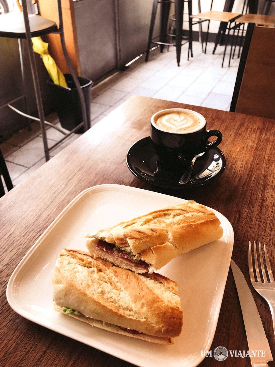 Café Forastero - Santiago