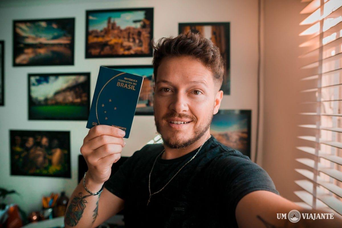 Passaporte Brasileiro - Como tirar?
