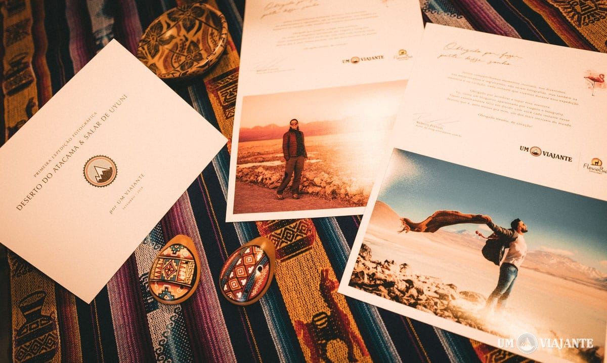 Expedição Fotográfica Deserto do Atacama + Salar de Uyuni