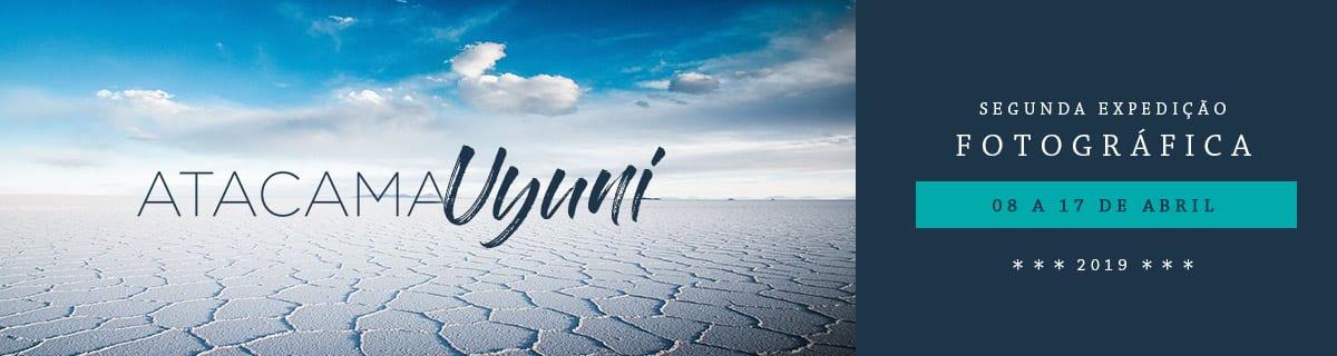 Segunda Expedição Fotográfica Deserto do Atacama + Salar de Uyuni 2019