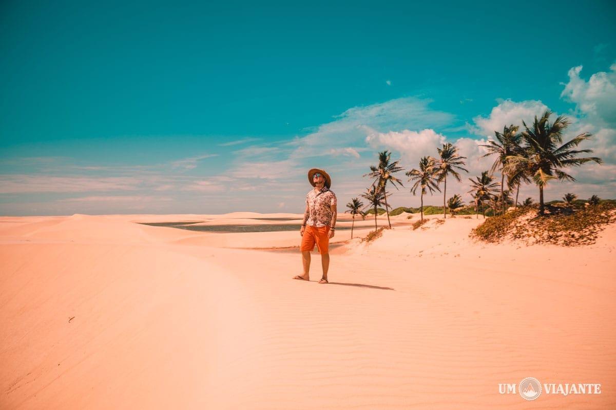 Rota das Emoções: Roteiro de viagem pelo nordeste brasileiro