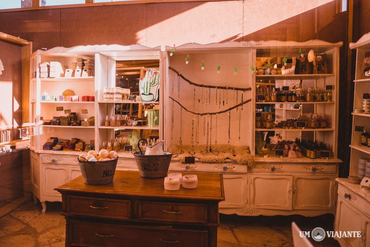 Mercado Blanco: uma nova galeria em San Pedro de Atacama
