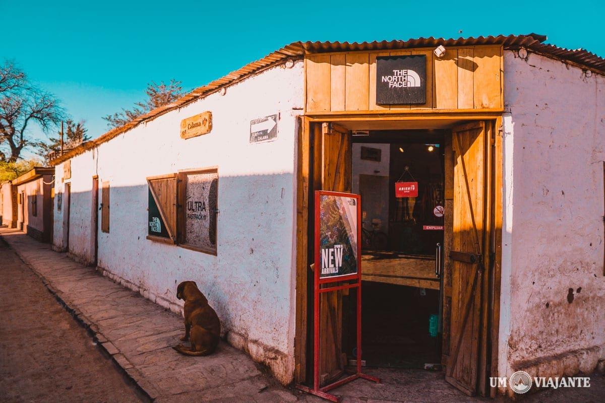 The North Face, San Pedro de Atacama
