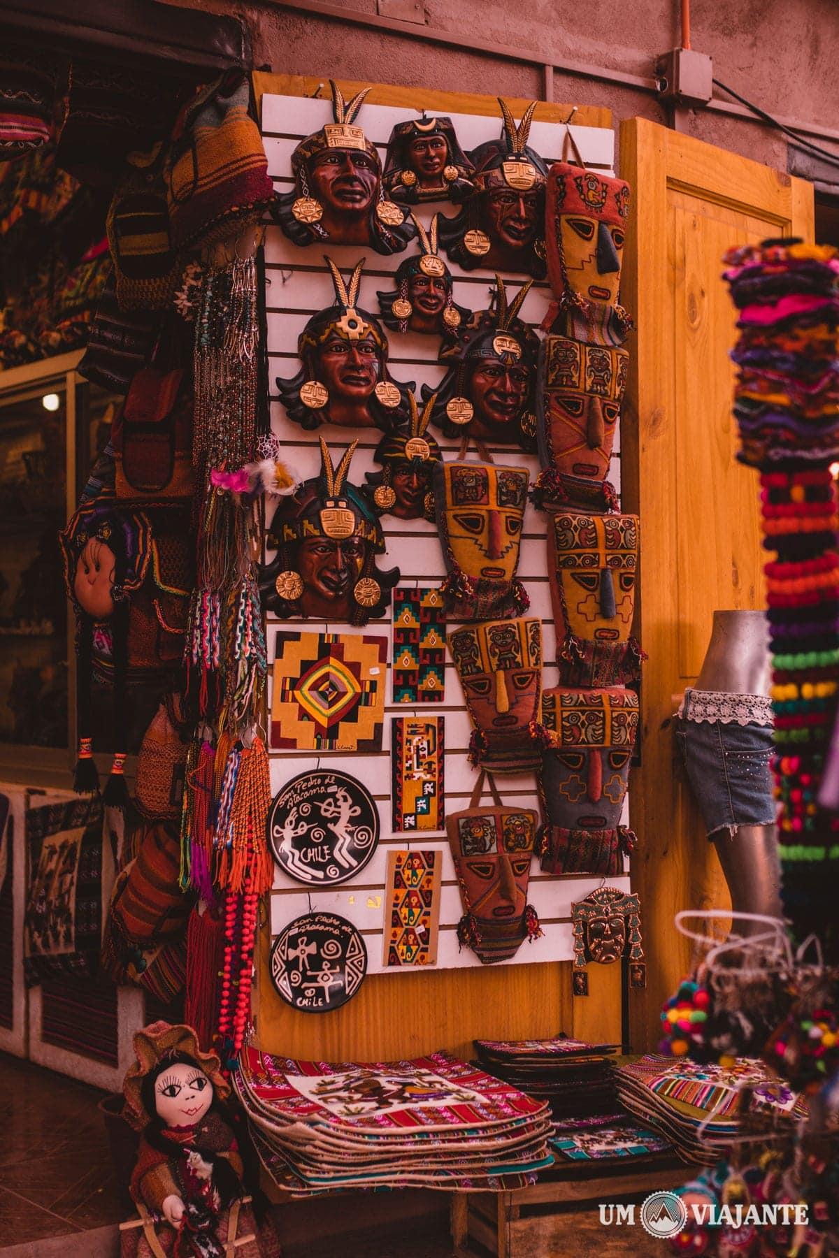 Comprar lhamas no Atacama