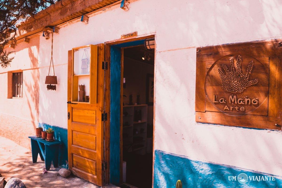 Artesanado em San Pedro de Atacama