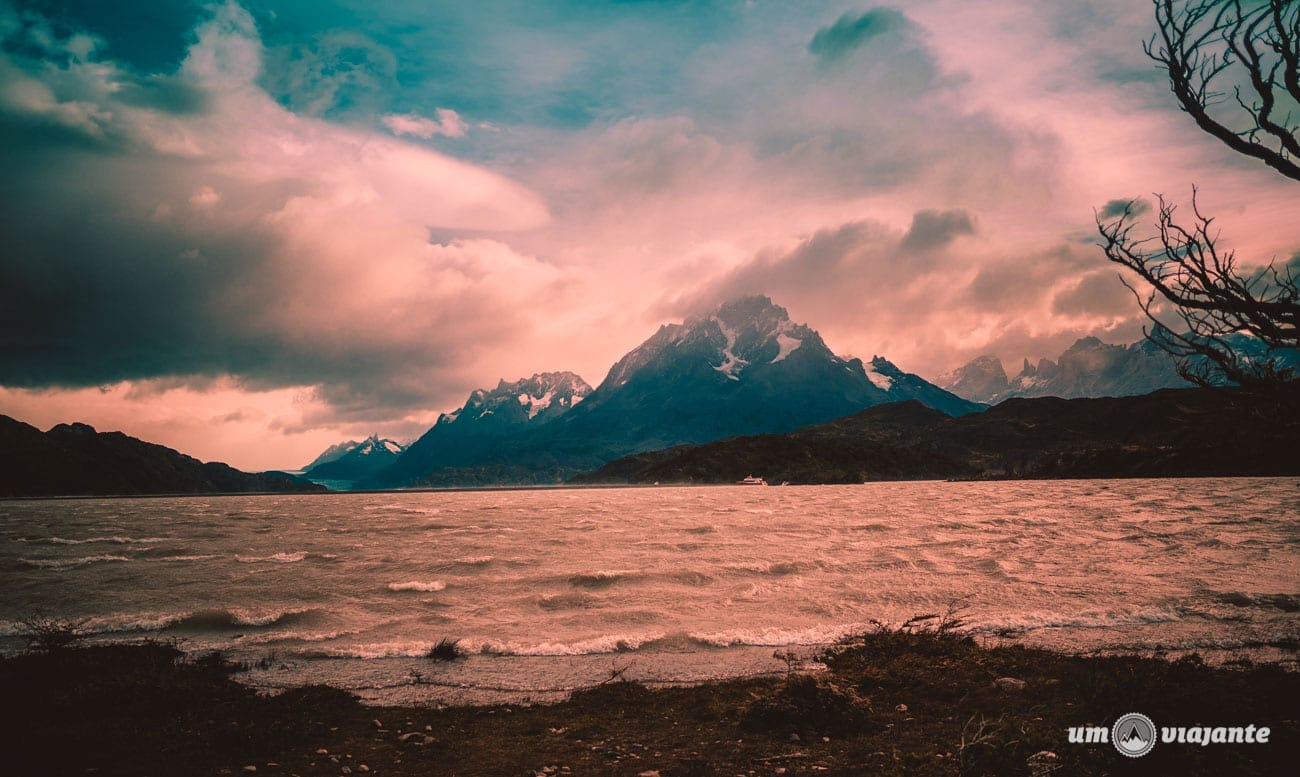 Glaciar Grey Patagônia