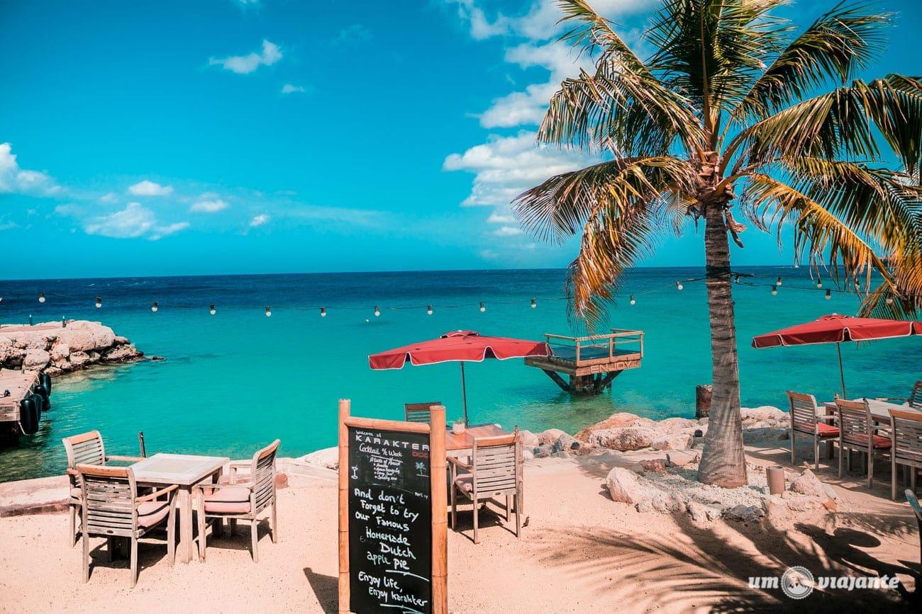 Karakter, Curaçao