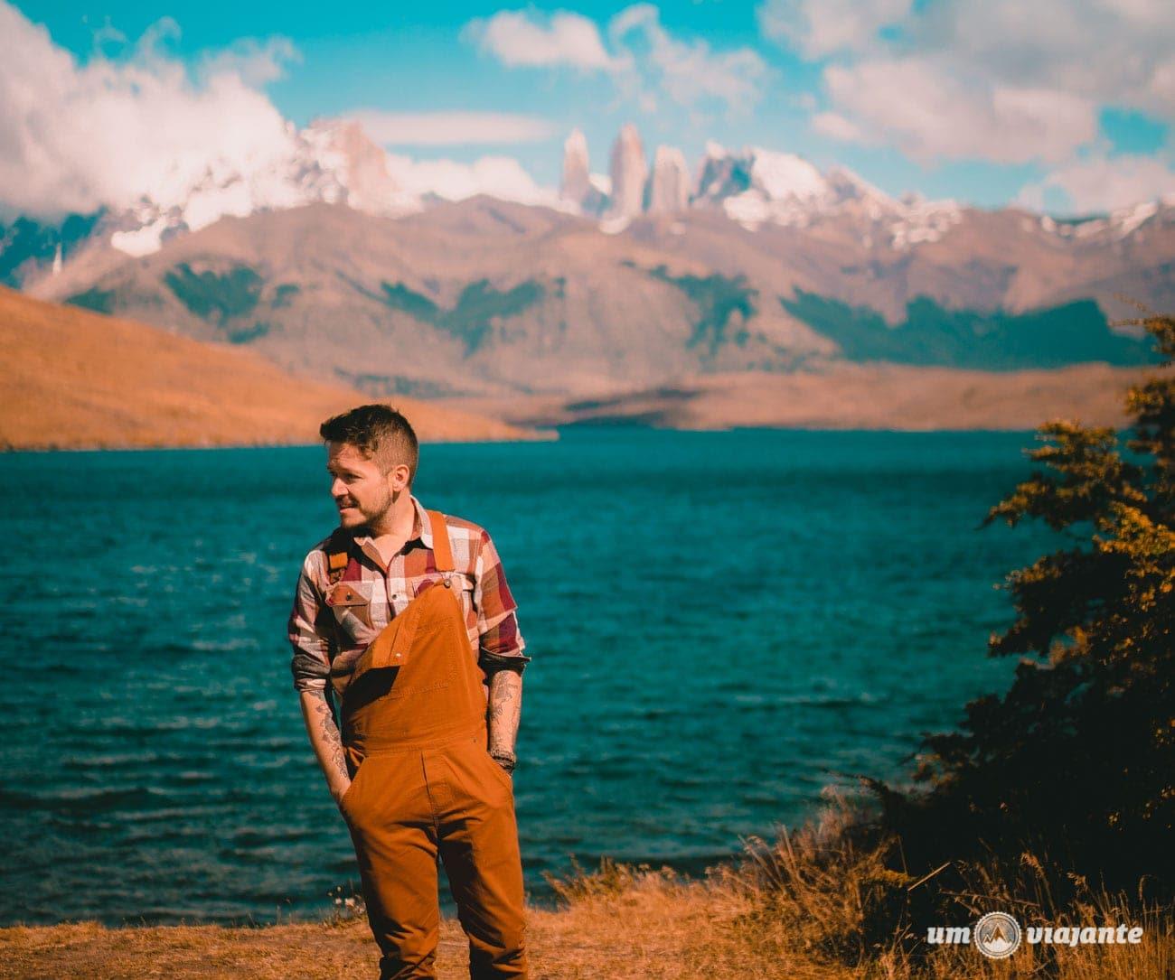 Patagônia Chilena - Um Viajante